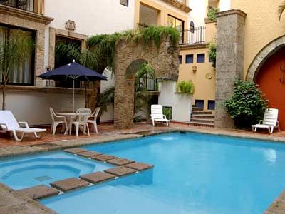 hoteles en guadalajara jalisco: